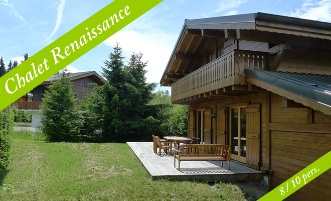 Location Chalet Les Gets 1/ Rent a chalet in les gets
