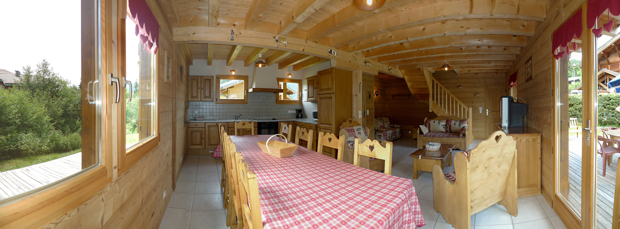 Location Chalet Les Gets / Rent a chalet in les gets